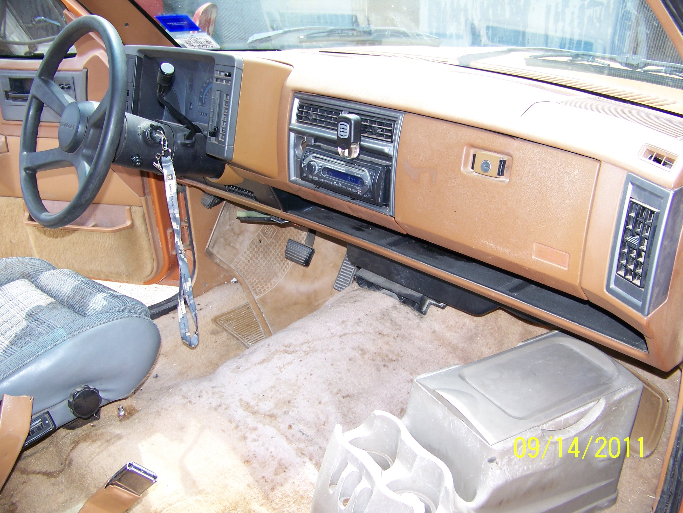 mys-15 1989 GMC S15 Extended Cab 15266500