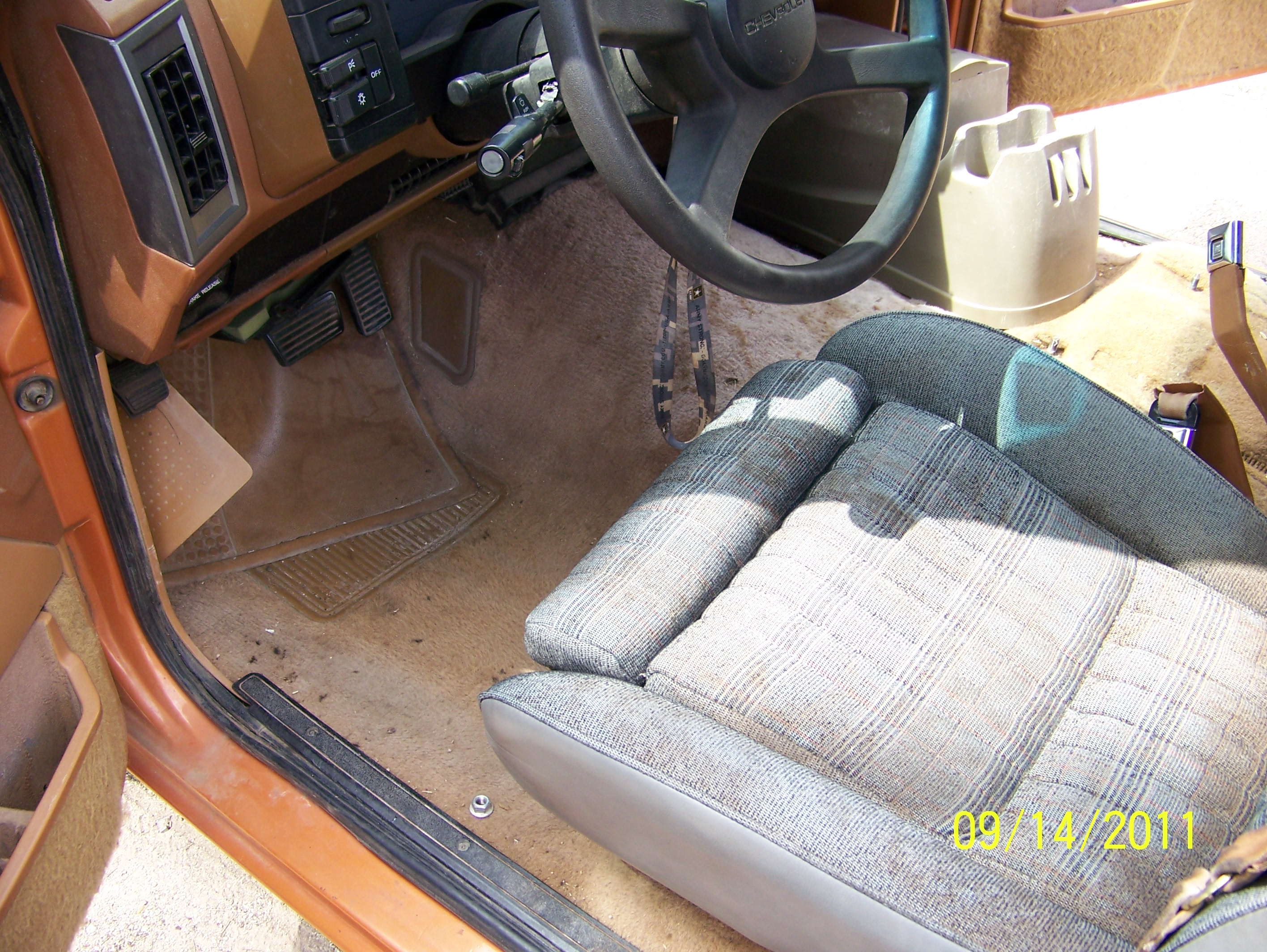 mys-15 1989 GMC S15 Extended Cab 15266502