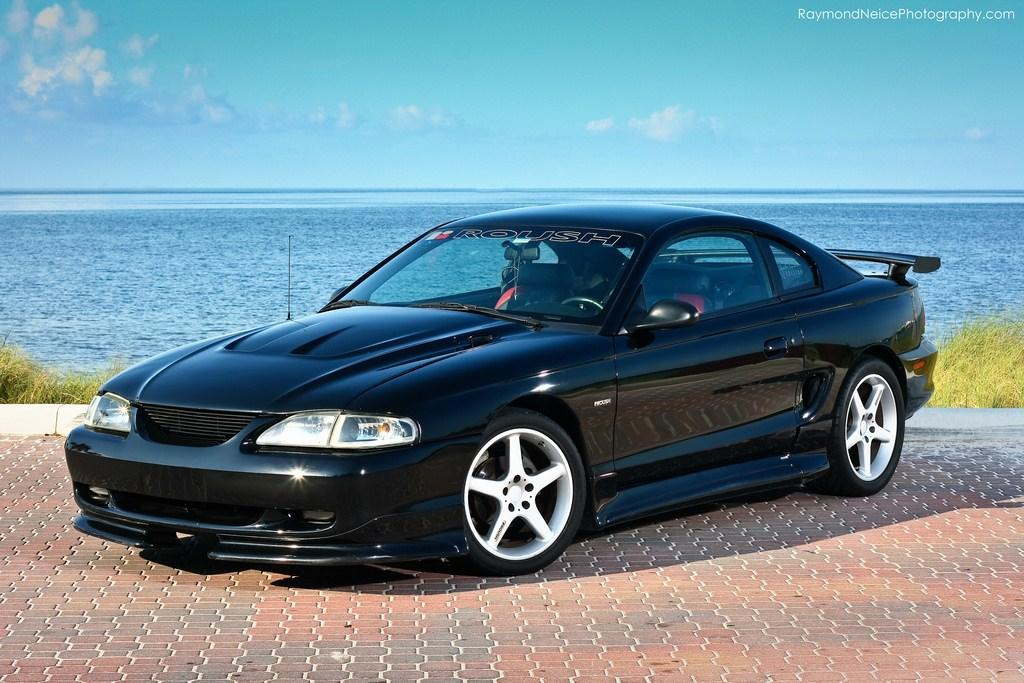 LilRoush 1998 Ford Mustang