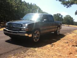 JCuriels 2005 Chevrolet Silverado 1500 Crew Cab