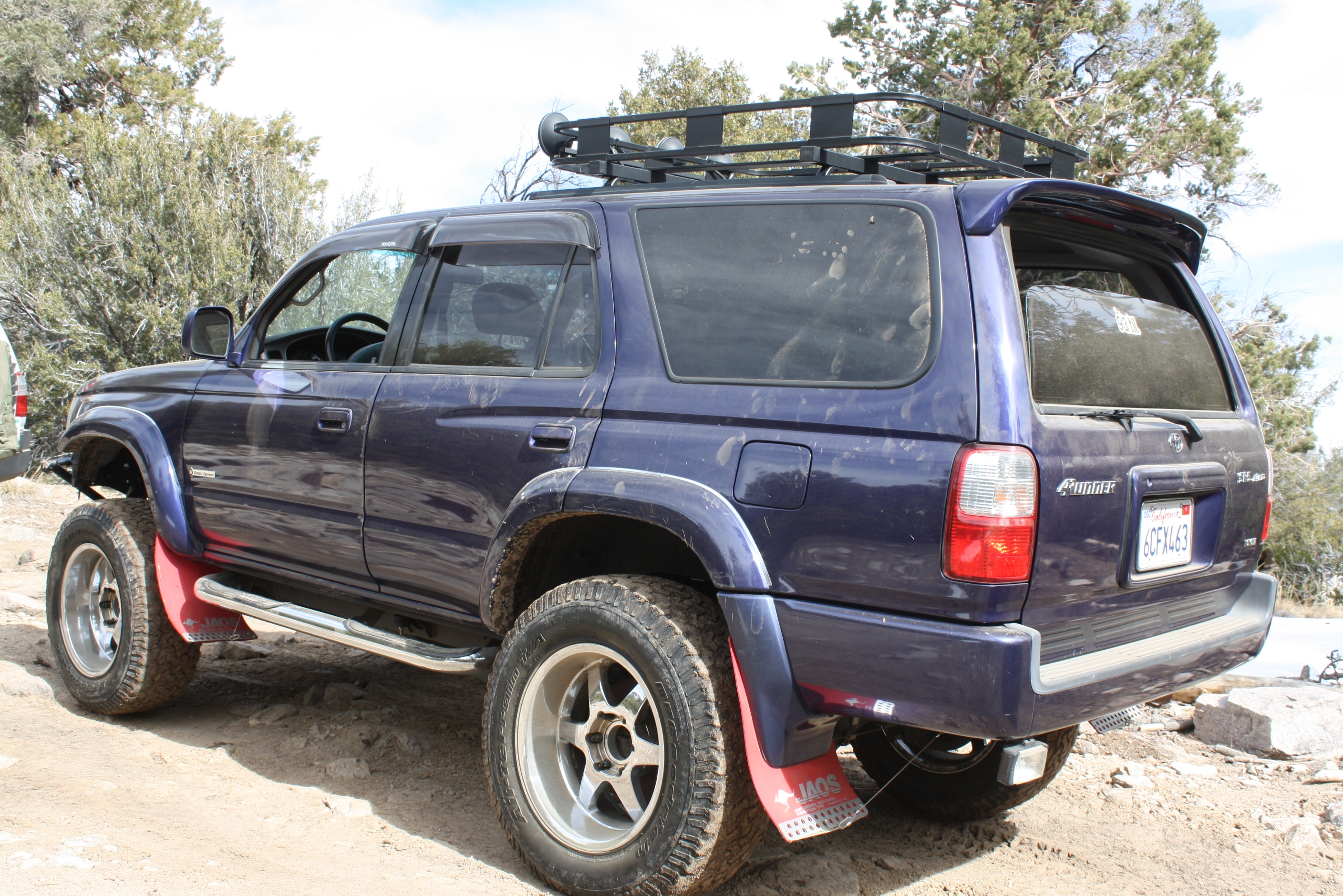 Another rytron 2002 Toyota 4Runner post... - 15550246