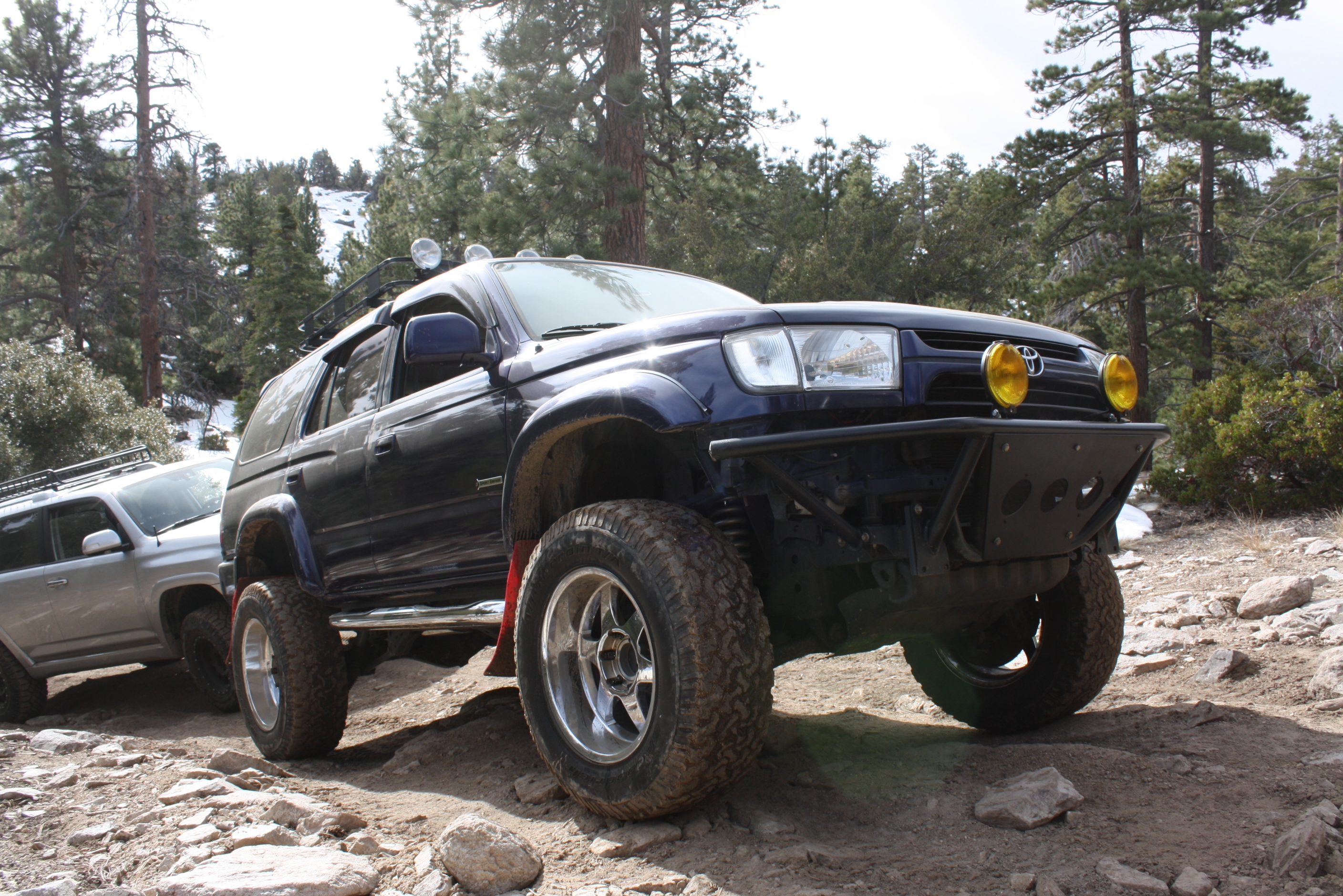 Another rytron 2002 Toyota 4Runner post... - 15550247