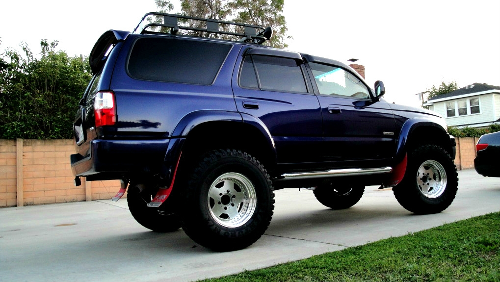 Another rytron 2002 Toyota 4Runner post... - 15769446