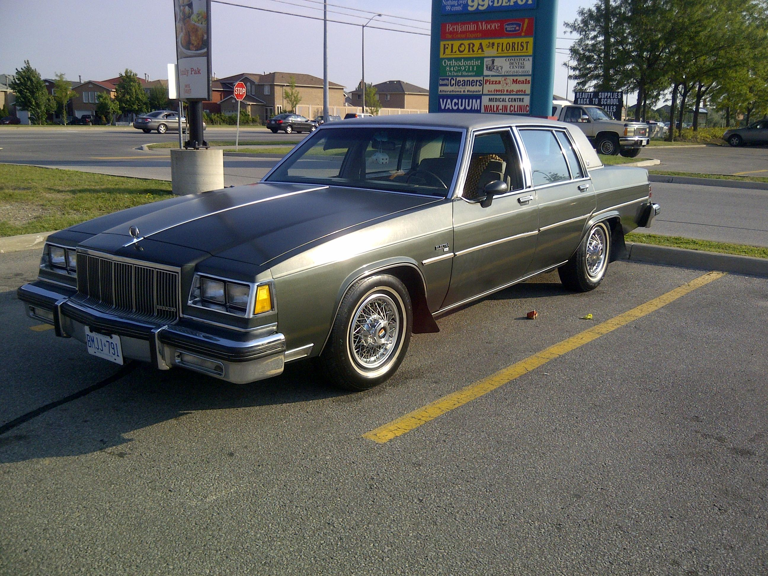 Another alwazsober 1983 Buick Electra post... - 17682673