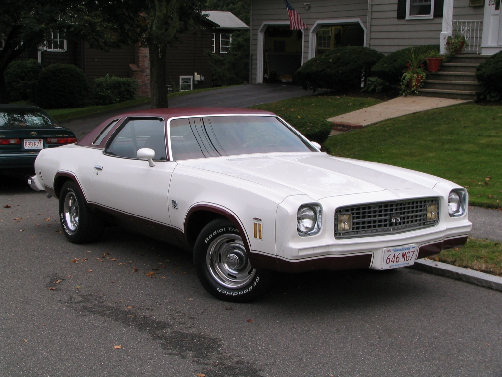 Another dcastine 1974 Chevrolet Laguna post... - 15321342