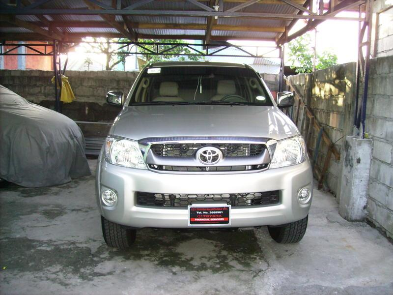 Another jaojiro 2009 Toyota HiLux post... - 15267078