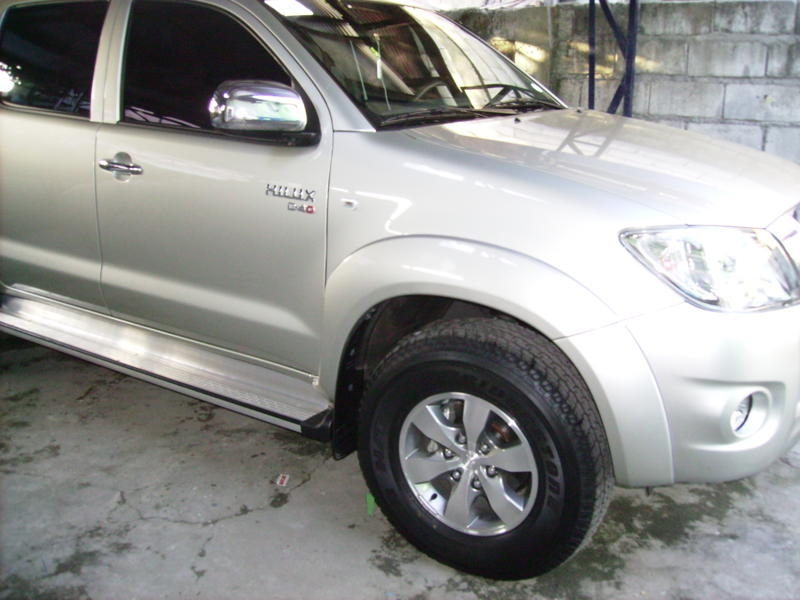 Another jaojiro 2009 Toyota HiLux post... - 15267080