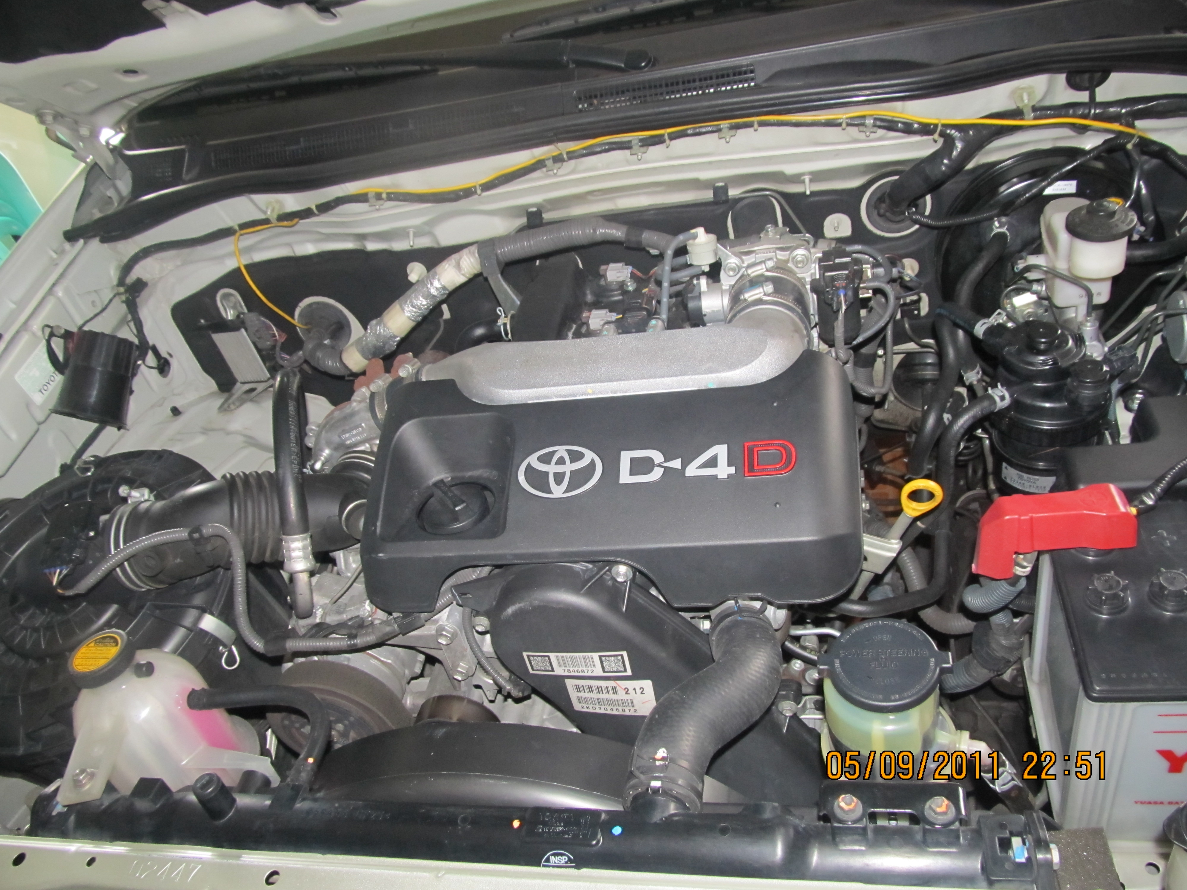 Another jaojiro 2009 Toyota HiLux post... - 15267092