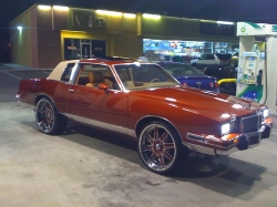 jazziecustoms 1984 Pontiac Grand Prix