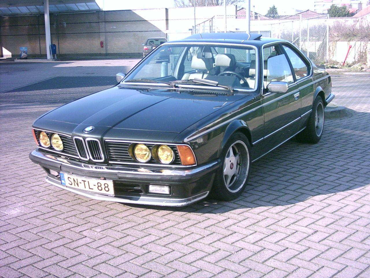Another RexKinglive 1984 BMW 6 Series post... - 15267306
