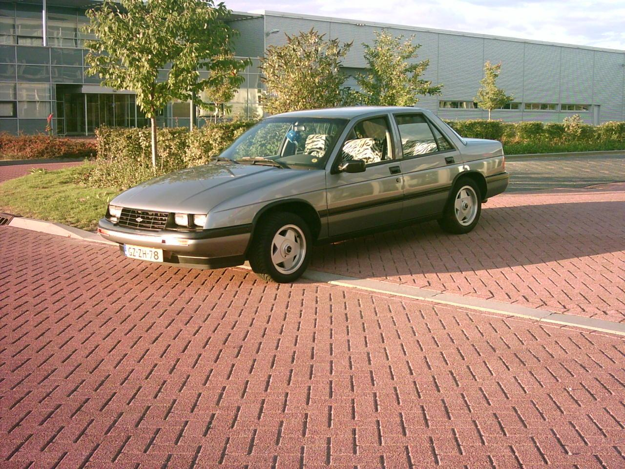 Another RexKinglive 1992 Chevrolet Corsica post... - 15267307