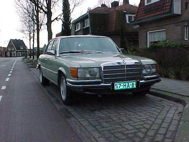 Another RexKinglive 1975 Mercedes-Benz S-Class post... - 15267375