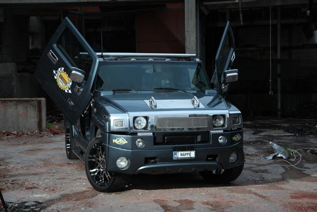 Another Nappe 2005 Hummer H2 post... - 15267718