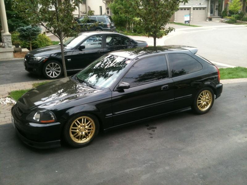 honda civic 1996 horsepower