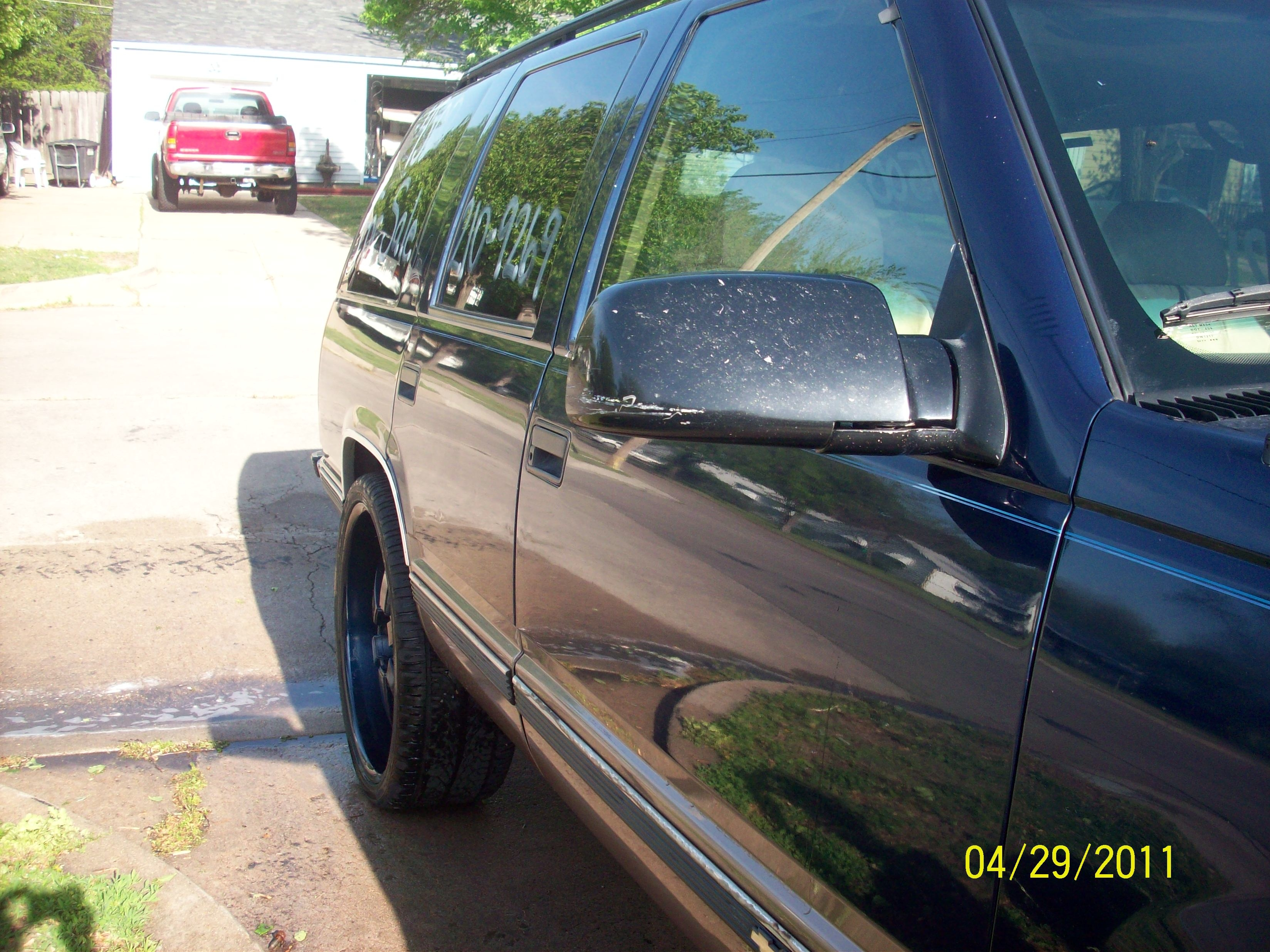 Another rcbre 1995 Chevrolet Tahoe post... - 15268765