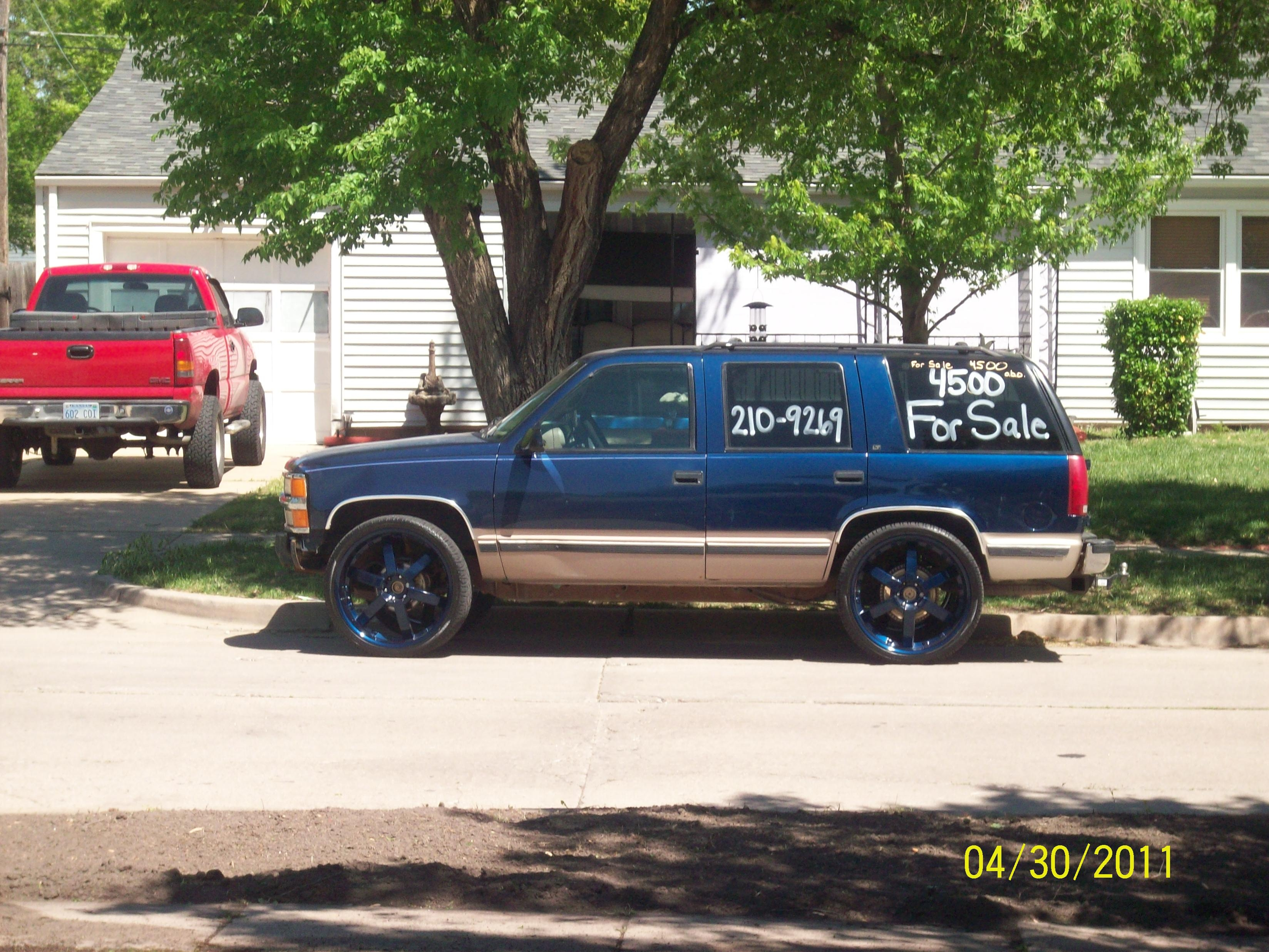 Another rcbre 1995 Chevrolet Tahoe post... - 15268766