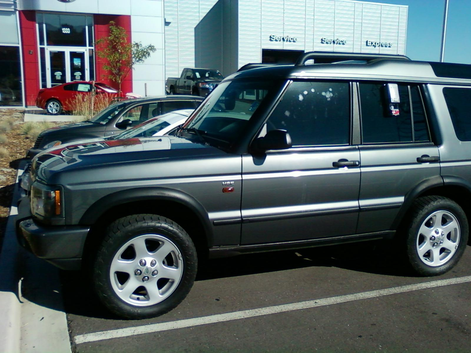 land landrover file rover discovery wiki hse