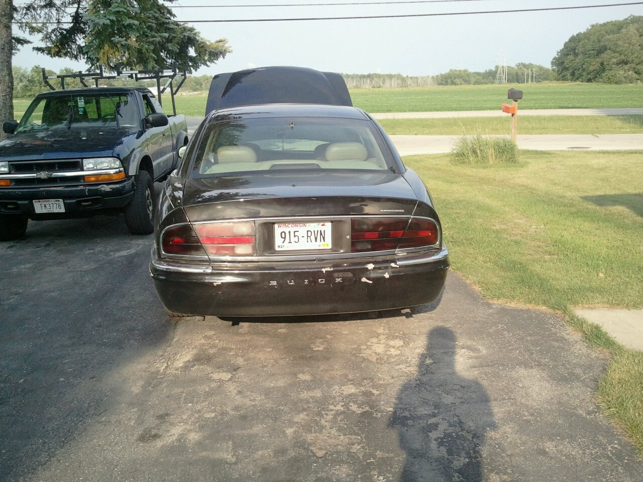 Another aarone0302 1997 Buick Park Avenue post... - 15269435