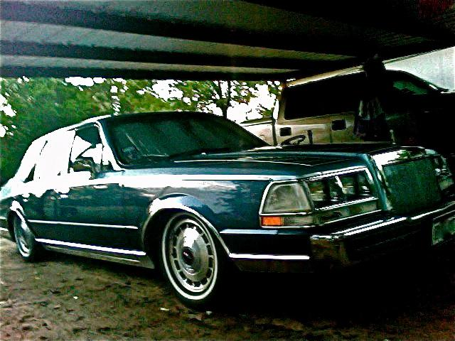 sasaa 1987 Lincoln Continental Specs, Photos, Modification Info at