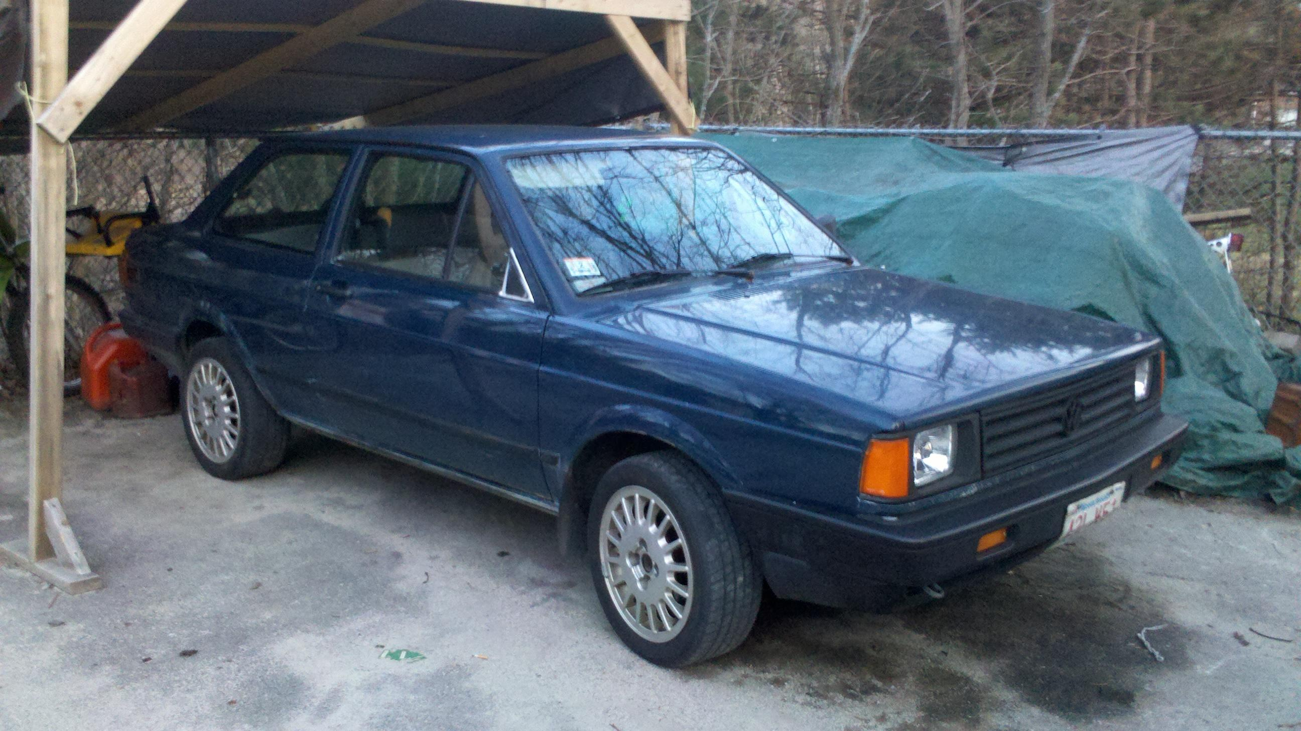 Another ChevyAndVW 1987 Volkswagen Fox post... - 15269598