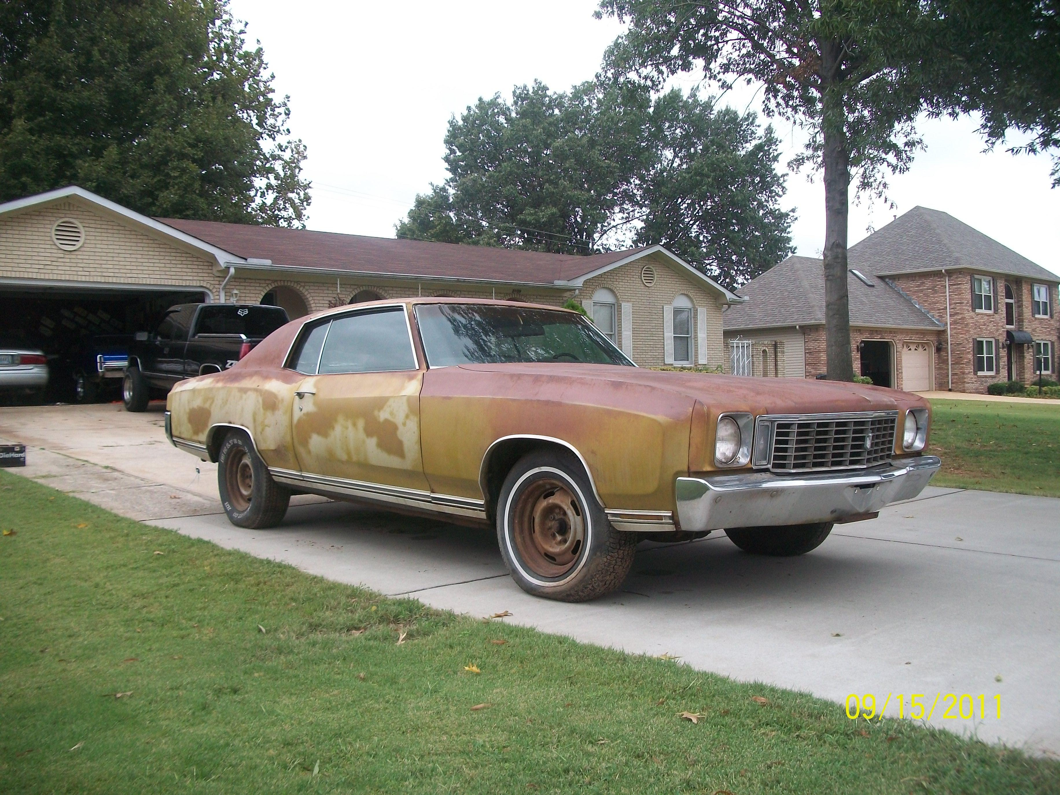 Another toybox91 1972 Chevrolet Monte Carlo post... - 15269902