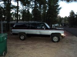 dustin03dodge 1989 Chevrolet Suburban 2500