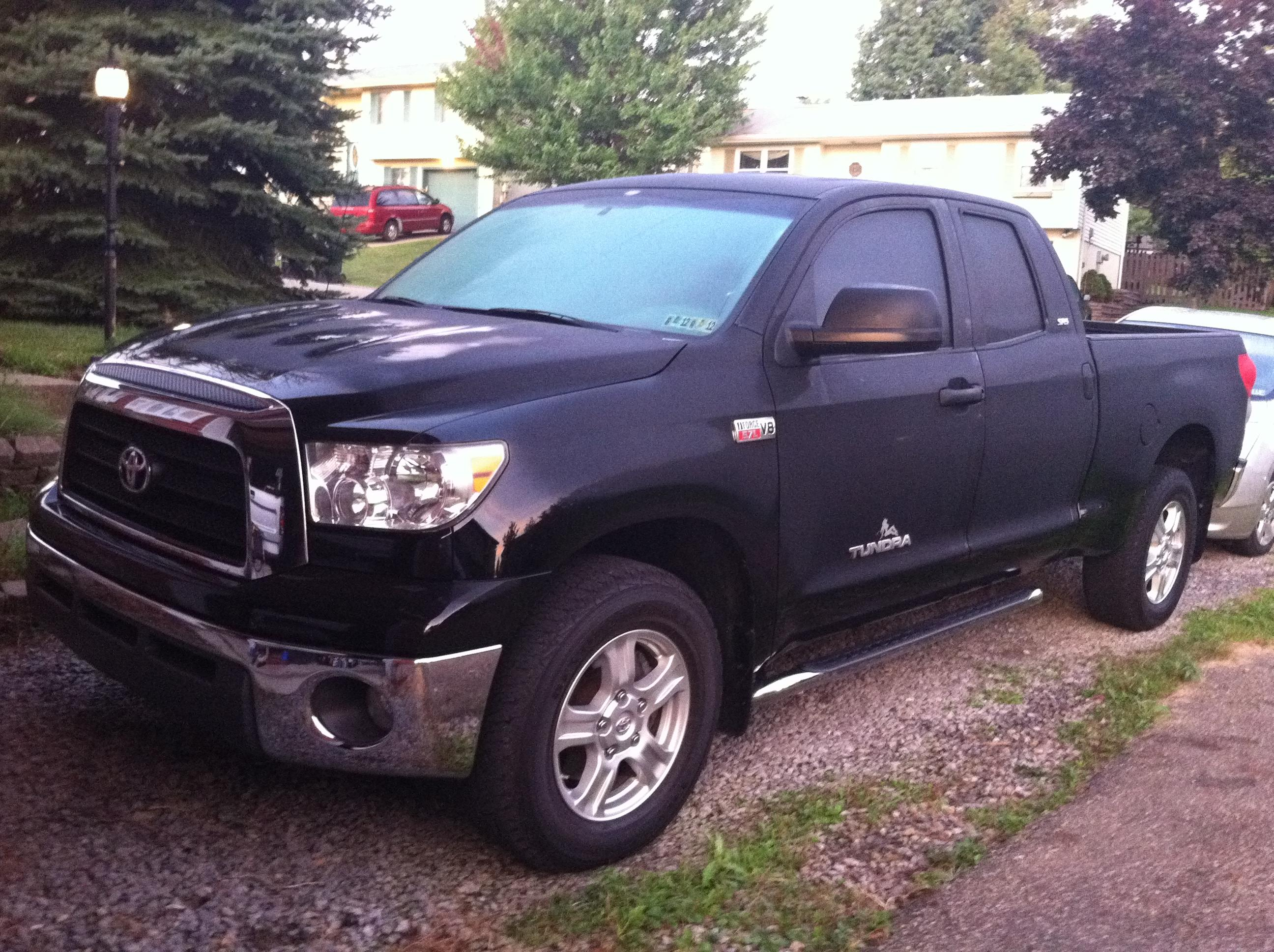 Another Josepy 2007 Toyota Tundra Double Cab post... - 15270006