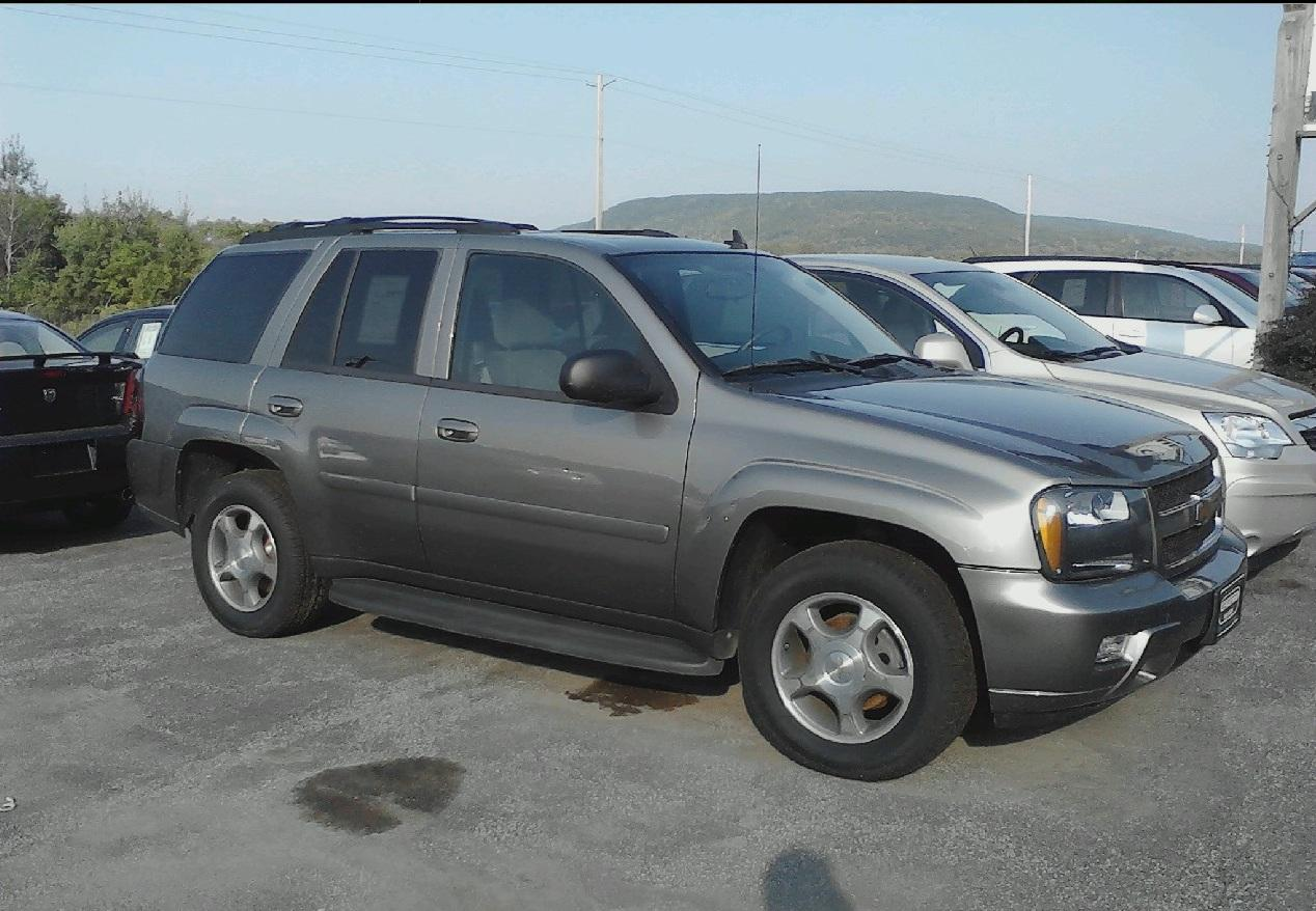 Another Dystruktoboi1 2008 Chevrolet TrailBlazer post... - 15268424