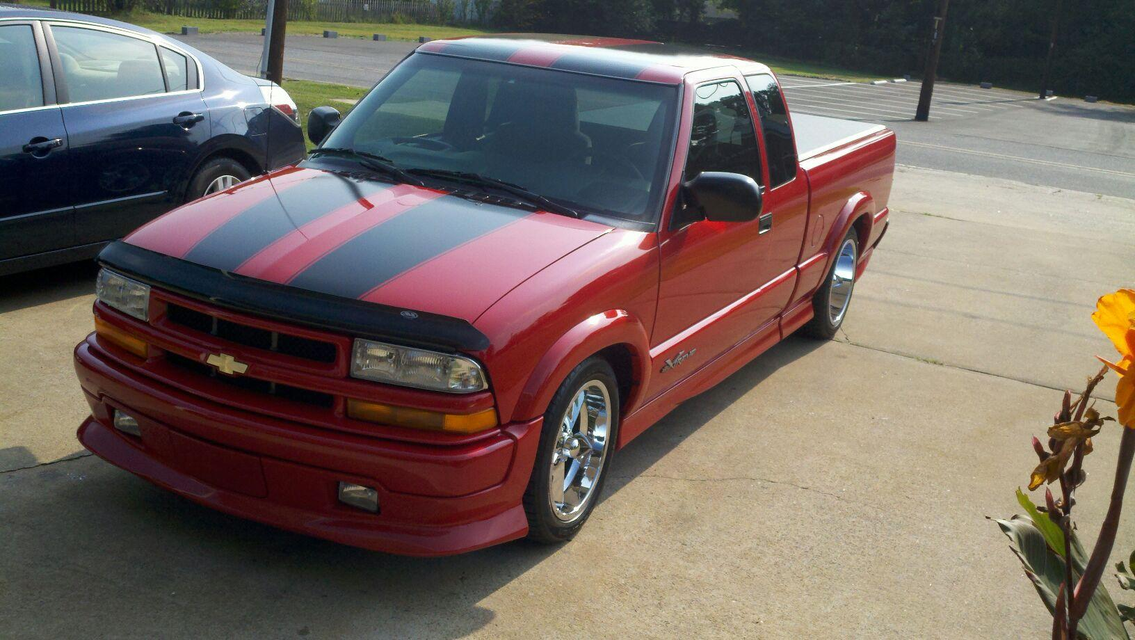 Another asherstan 2002 Chevrolet S10 Extended Cab post... - 15270411