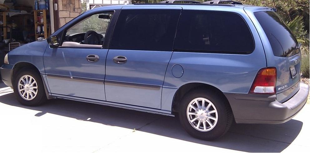 2001 Ford Windstar Passenger