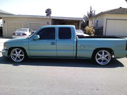831rick 2004 GMC Sierra (Classic) 1500 Extended Cab