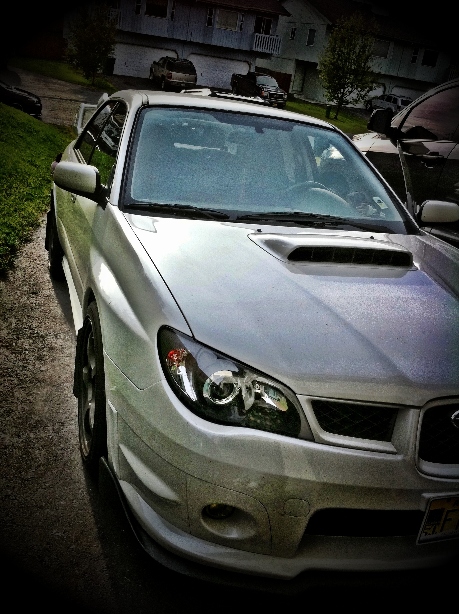 07 sti 2007 subaru imprezawrx sti sedan 4d specs photos. Black Bedroom Furniture Sets. Home Design Ideas