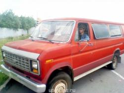 h1975s 1985 Ford E350 Super Duty Passenger