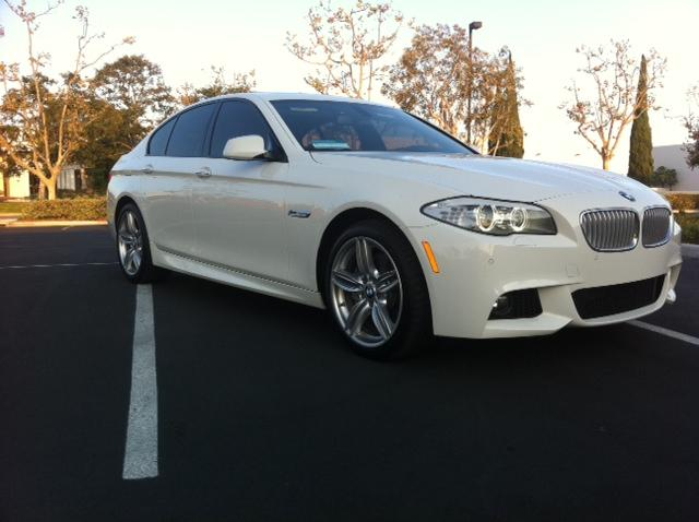 Joker75 2011 BMW 5 Series
