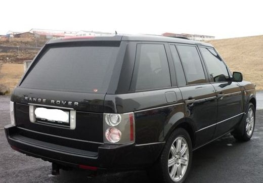Another 081068 2003 Land Rover Range Rover post... - 15270915