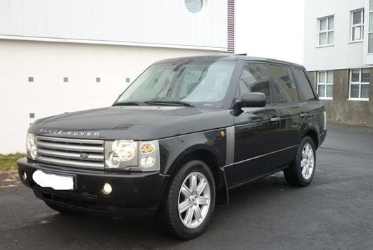 Another 081068 2003 Land Rover Range Rover post... - 15270917
