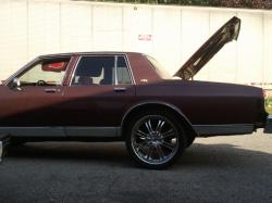 Southern_Swagg 1985 Chevrolet Caprice Classic