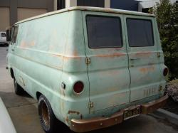 east-bound 1964 Dodge A-Series