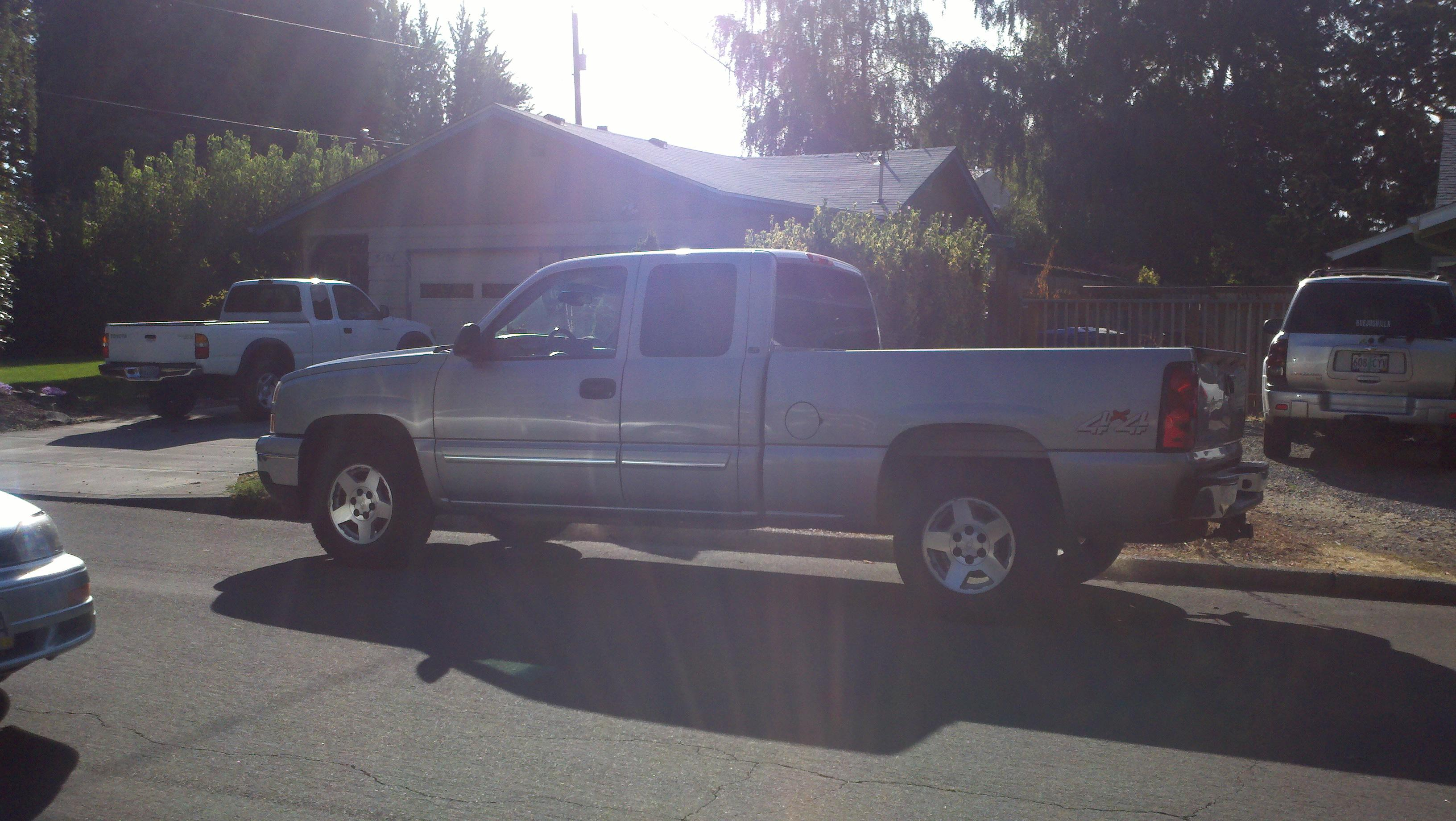 siefz6 2006 Chevrolet 1500 Extended Cab