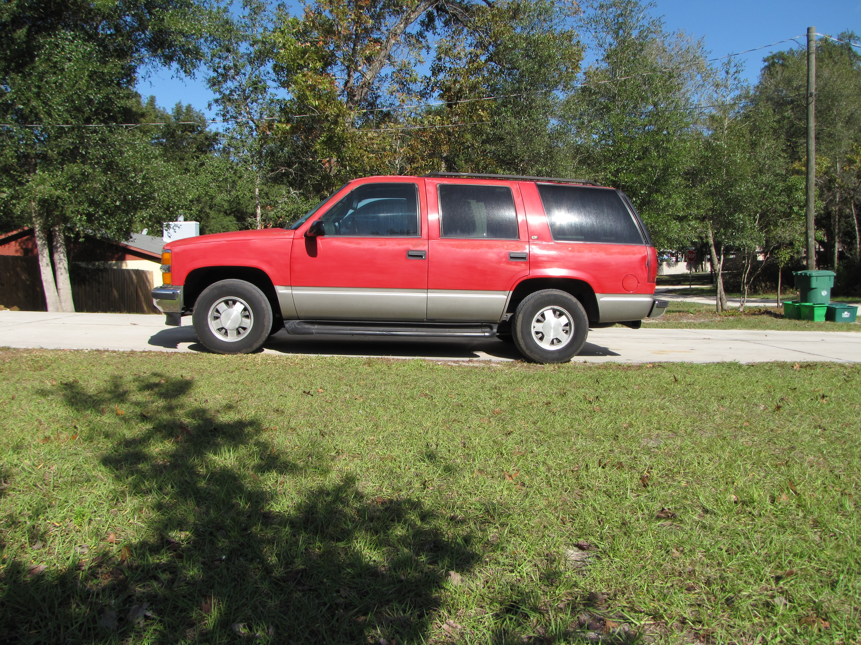 Another dalestiles 1999 Chevrolet Tahoe post... - 15448551