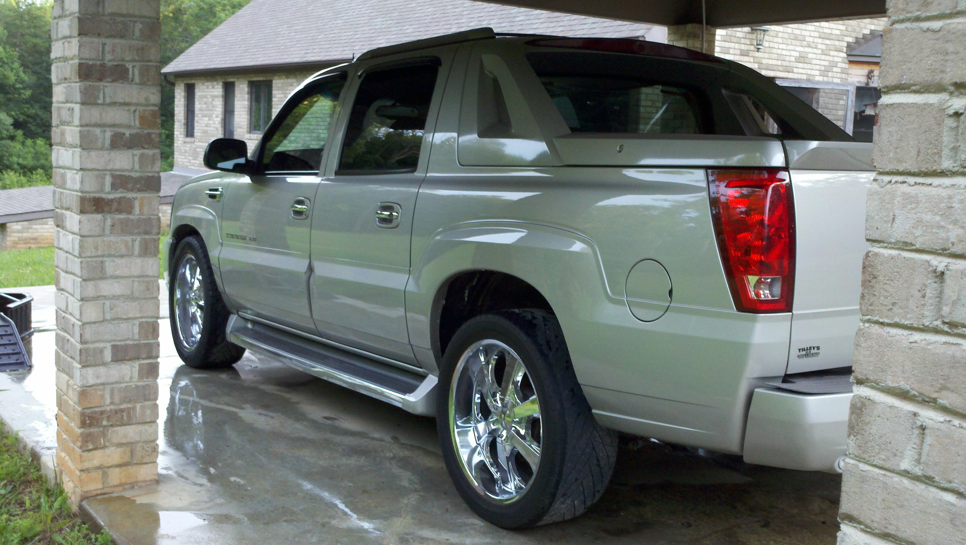 gt titan pics wheel brakes crew interior with forums cadillac cab wheels escalade le tires