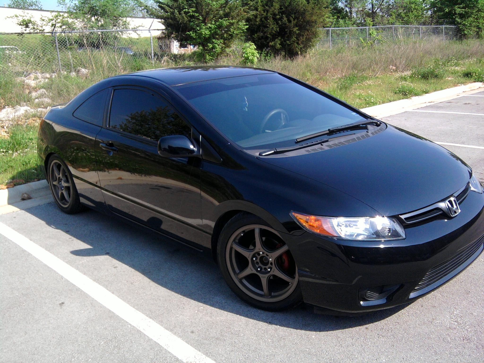 Lambosrt4 2007 Honda Civiclx Coupe 2d Specs Photos