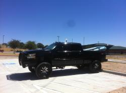 MrBadDMax 2008 Chevrolet 2500 HD Regular Cab