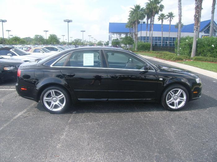 heindrich 39 s 2008 audi a4 2 0t sedan 4d in clearwater. Black Bedroom Furniture Sets. Home Design Ideas