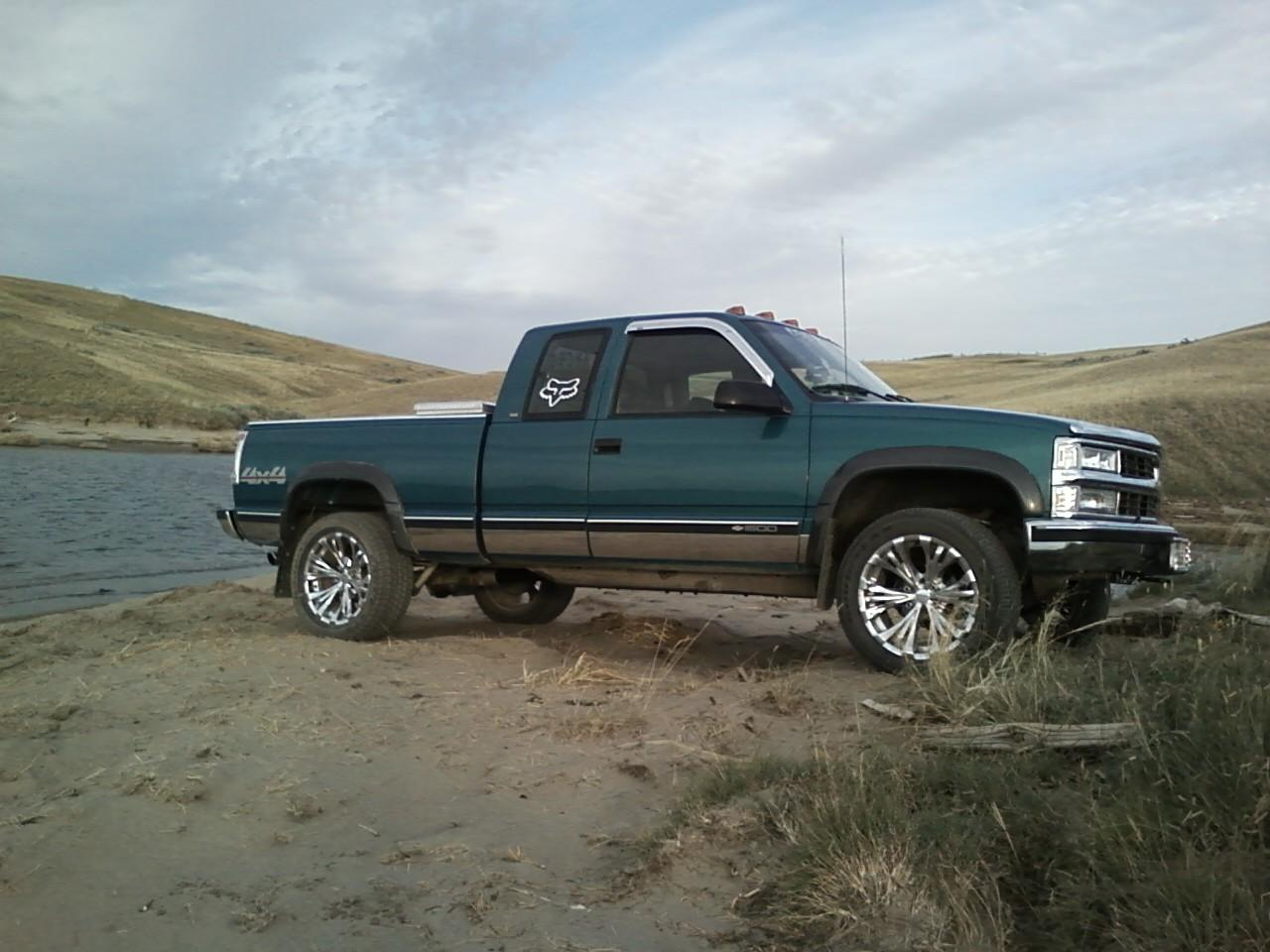 Another underdahl 1997 Chevrolet 1500 Extended Cab post... - 15272992