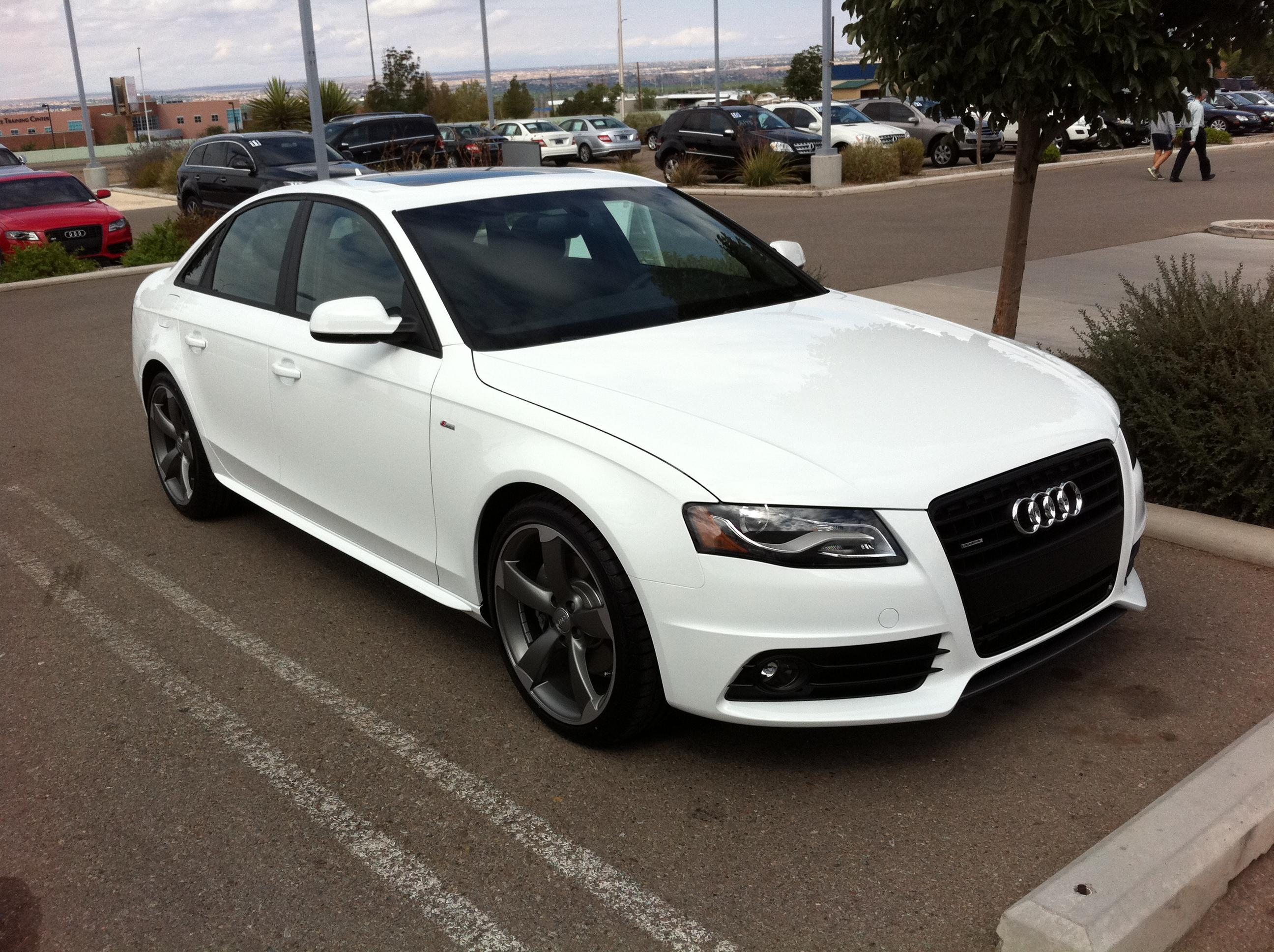 Mute1 2012 Audi A4 Specs Photos Modification Info At Cardomain