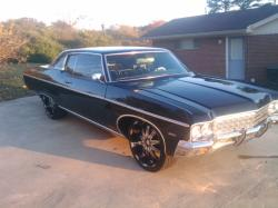 jrodpaperstacks 1970 Chevrolet Caprice