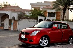 kryles 2007 Suzuki Swift