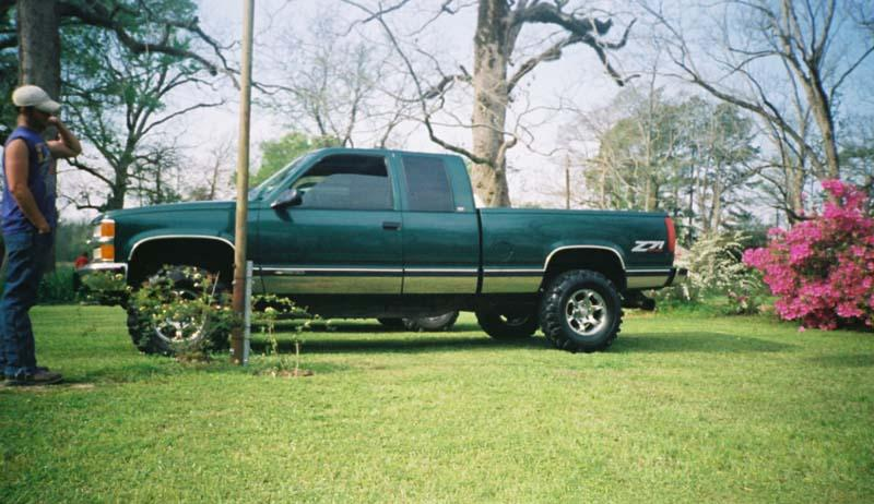 Another 04mazdaB3 1998 Chevrolet 1500 Extended Cab post... - 15273755