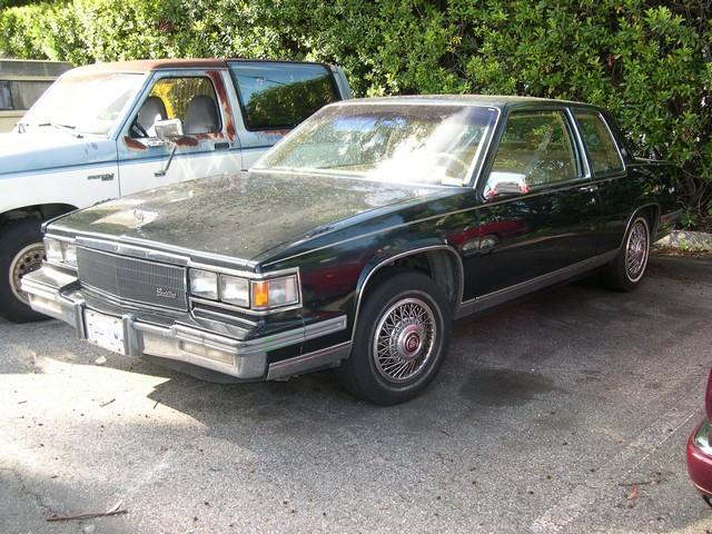 Another 04mazdaB3 1986 Cadillac DeVille post... - 15273756